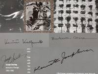 AARON SISKIND: ORDER WITH THE TENSIONS CONTINUING by  Aaron (Subject) & Other Photographer/Contributors  Stephen (Editor/Publisher); Siskind - Paperback - Signed First Edition - 2003 - from Modern Rare (SKU: 20955)
