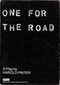 image of One For The Road [A Play].