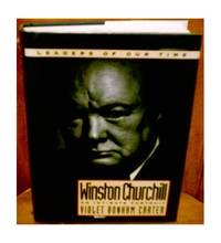 Winston Churchill: An Intimate Portrait (Leaders of Our Time) by  Violet Bonham Carter - Paperback - from World of Books Ltd (SKU: GOR010670028)