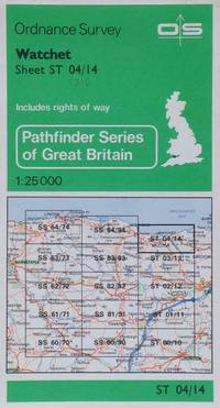 Pathfinder map sheet 1216: Watchet