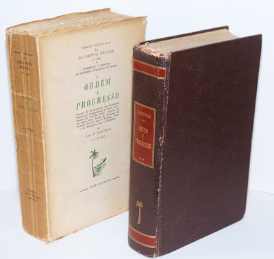 Rio de Janeiro: Livraria José Olympio Editôra, 1959. Two volumes. 793p., illus. includes foldouts,...