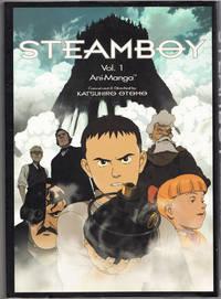 Steamboy. Volume 1. Ani-Manga