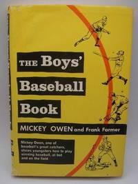 image of The Boys' Baseball Book