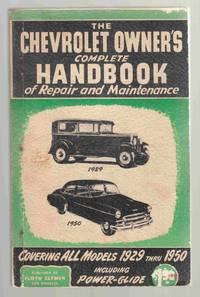 Chevrolet Owner's Handbook of Repair and Maintenance