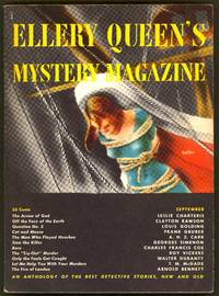Ellery Queen's Mystery Magazine Vol 14 No 70, September 1949