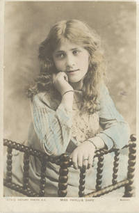 Four Rotary Photographic Series Postcards of British Actresses
