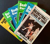 Basketball Stars of 1968-1973 (6 Separate Books)