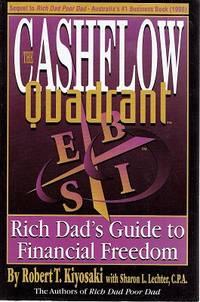 Rich Dad's Cashflow Quadrant: Rich Dad's Guide To Financial Freedom