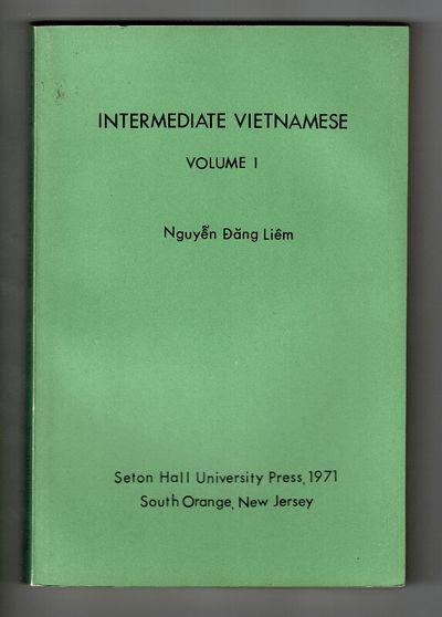 South Orange, New Jersey: Seton Hall University Press, 1971. First edition, 2 volumes, 8vo, pp. xiii...