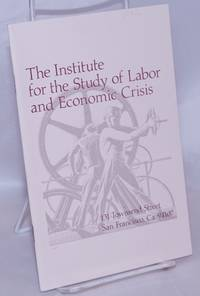 image of The Institute for the Study of Labor and Economic Crisis