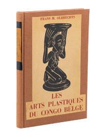 image of Les Arts Plastiques du Congo Belge