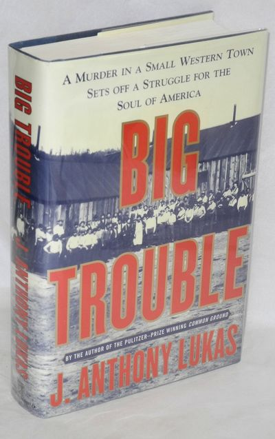 New York: Simon & Schuster, 1997. Hardcover. 875p., first edition, very good condition in like dj.