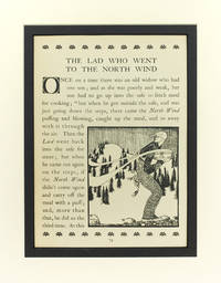 The Lad Who Went to the North Wind: from East of the Sun and West of the Moon.