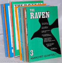 image of The Raven, 10 issues Anarchist Quarterly