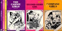 GRL series (3 vintage adult paperbacks)