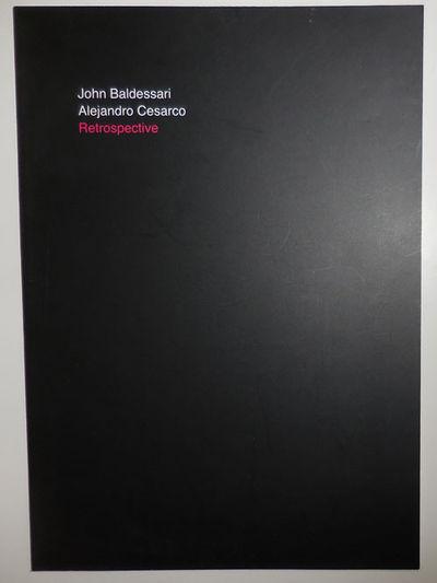 Koln: Buchhandlung Walther Konig, 2007. First edition. Paperback. Near Fine. Stiff paperbound book. ...