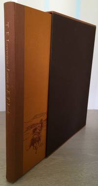 TE. Lawrence: Letters to ET. Leeds  with a Commentary By ET. Leeds.  T. E.  E. T.  E. T.