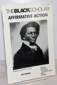 image of The Black Scholar: Vol. 25, No. 3, Summer 1995: Affirmative Action