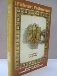 For Fuhrer and Fatherland Political & Civil Awards of the Third Reich Volume 2