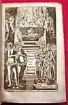 [Emblem Book]  'S Werelts begin, midden, eynde, besloten in den trou-ring, met den proef-steen van den selven [bound with] Lof-sang, op het geestelyk houwelyk van godes soone