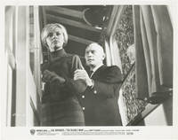 image of The Double Man (Collection of eight original photographs from the 1967 film)