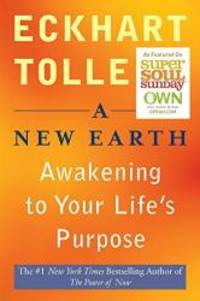 image of A New Earth: Awakening to Your Life's Purpose: Audio in 8 Cds