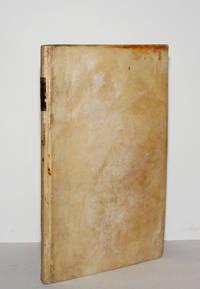 Il primo libro d'Architettura... Il Secondo Libro