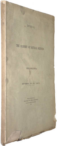 """On the Batrachia and Reptilia of Costa Rica""; ""On the Batrachia and Reptilia collected by Dr. John M. Branford during the Nicaraguan Canal Survey of 1874""; and ""Report on the Reptiles brought by Professor James Orton from the middle and upper Amazon and western Peru"" and ""Note on the Ichthyology of Lake Titicaca"""