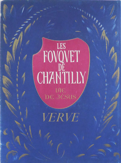 Paris: Editions de la Revue Verve, 1945. First edition. Hardcover. Very Good/very good. Hardbound fo...