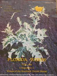 Florida Weeds Part One.  A Supplement to Weeds of the Southern United States.  Circular 331, May 1969.
