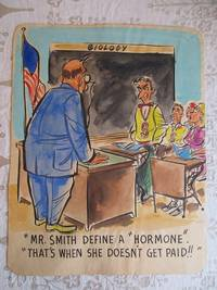 """MR. SMITH DEFINE A ""HORMONE"".  ""THAT'S WHEN SHE DOESN'T GET PAID..."