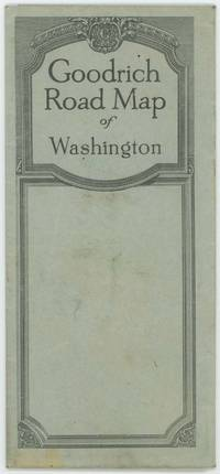 Goodrich Road Map of Washington.
