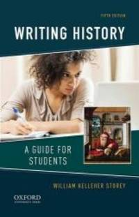 image of Writing History: A Guide for Students