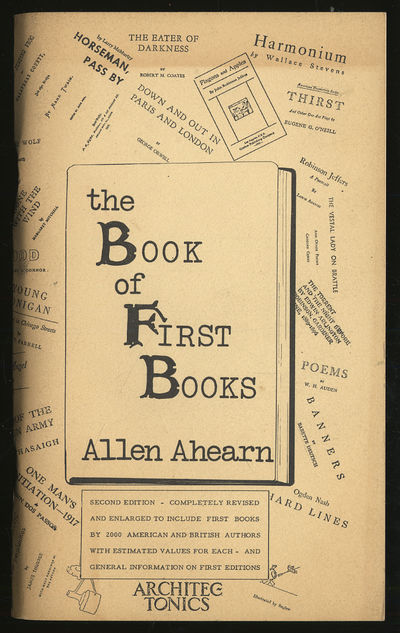 (Bethesda, Maryland): The Quill & Brush Press, 1978. Softcover. Near Fine. Second edition. Stapled i...