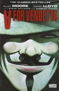 image of V For Vendetta New Edition TP (Vertigo)