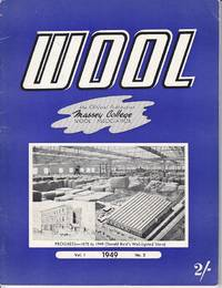 image of The Annual Publication - Wool.  Volume 1, Number II  [SCARCE]