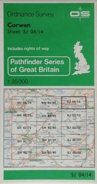 Pathfinder map sheet 805: Corwen