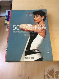 image of 50s Fashion: Vintage Fashion and Beauty Ads