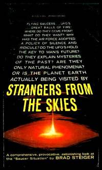 image of STRANGERS FROM THE SKIES - UFOs