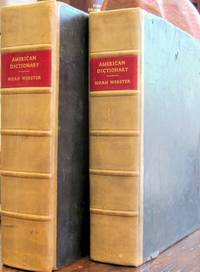 image of An American Dictionary of the English Language (Two Volumes, Complete)
