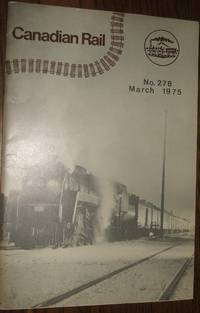 image of Canadian Rail No. 278 March 1975