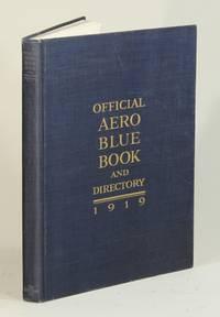 The Aero blue book and directory of aeronautic organizations
