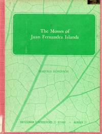 The mosses of Juan Fernandez Islands