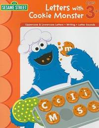 image of Sesame Workbook - Letters With Cookie Monster (Sesame Street)