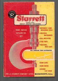 image of Starrett: Catalog No. 27 - Third Edition