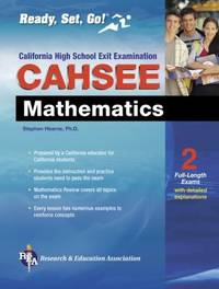 CAHSEE - Mathematics