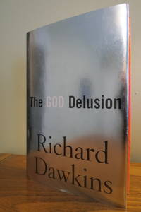 image of THE GOD DELUSION  (DJ protected by clear, acid-free mylar cover)