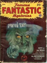 "FAMOUS FANTASTIC MYSTERIES: April, Apr. 1948 (""Mene Tekel"")"