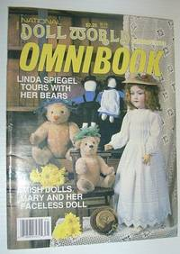 National Doll World, Spring 1987 *LINDA SPIEGEL TOURS WITH HER BEARS / AMISH DOLLS*