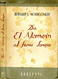 Da El Alamein Al Fiume Sangro